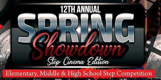 12th Annual Spring Showdown Step Show
