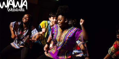 WAWA Weekender: Patience James Afro Fusion Dance Workshop tickets