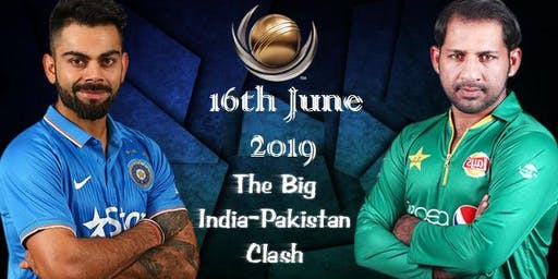 India Vs Pakistan : Live Streaming WC 2019
