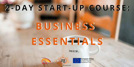 FREE Business Start-up Course in Poole: Business Essentials - Dorset Growth Hub tickets