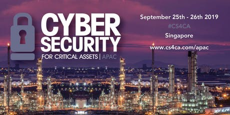 Cyber Security for Critical Assets APAC tickets