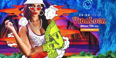 Vidaloca Villa delle Rose 23 Giugno | Offerta Riccione Beach Hotel