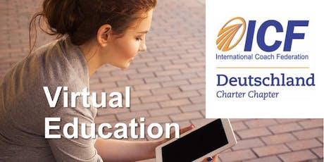 Erfolgreiches und persönliches Marketing als Coach im ICF International Coachfederation Tickets