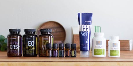 Daily Habits for your Healthy Lifestyle with dōTERRA Essential Oils & Supplements tickets