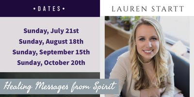 Healing Messages from the Other Side with Lauren Startt