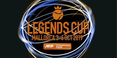 LEGENDS CUP 2019 ATP Champions Tour, Palma Sport&Tennis Club entradas