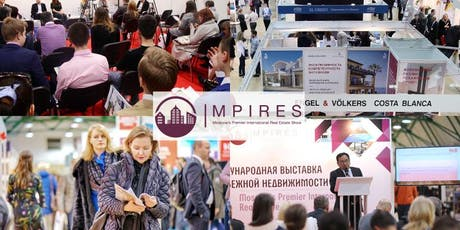 Moscow's Premier International Real Estate Show (MPIRES) tickets