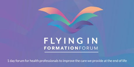 Flying in Formation Forum - West Moreton tickets