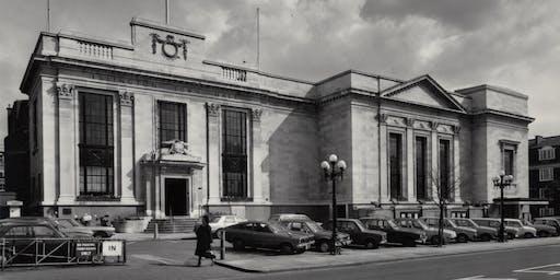 Islington Town Hall: Art Deco on Upper Street