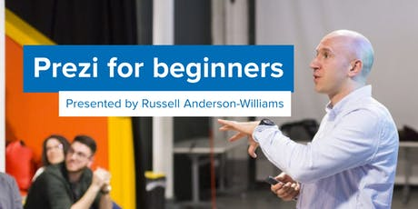 Prezi training for beginners, Dec 5 tickets