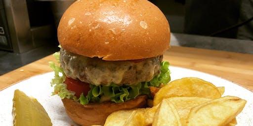 Burger Night!