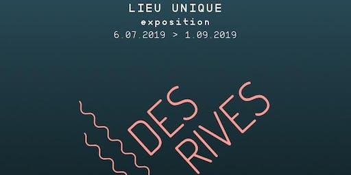 Vernissage de l'exposition Des Rives - Voyage dans l'estuaire de la Loire