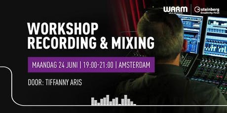 Workshop Recording & Mixing  tickets