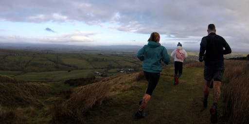 Weets Hill Half (21km) Pendle Peaks Challenge: #2