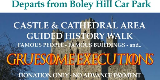 DISCOVER ROCHESTERS' CASTLE & CATHEDRAL PRECINCT