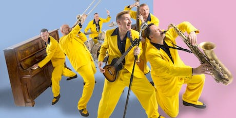 Sunday Lunch with The Jive Aces tickets