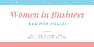 Women in Business Summer Social