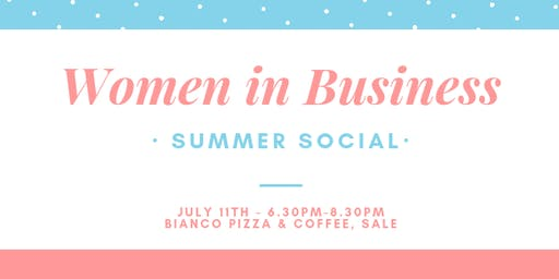 Women in Business Summer Social