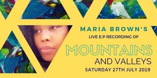 MOUNTAINS AND VALLEYS LIVE E.P RECORDING