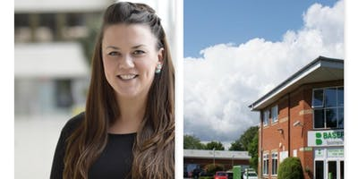 Free B2B Networking Hub- Basepoint Waterlooville with guest speaker Annelies James
