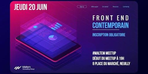 Meetup - Introduction au front-end contemporain