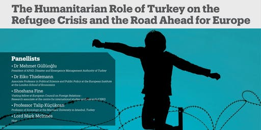 The humanitarian role of Turkey on refugee crisis and road ahead for Europe