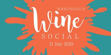 Rheingold Summer Wine Social July tickets