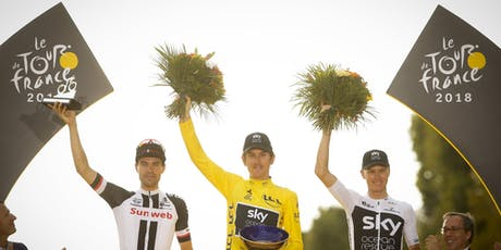 Sunweb Holiday Hangout Tour de France, stage 11: ALBI > TOULOUSE billets