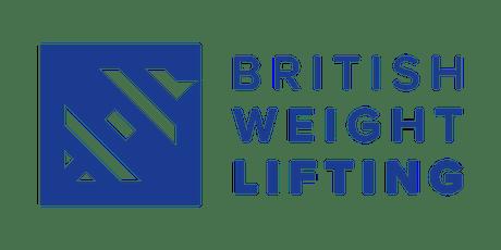 BWL Midlands Open Series 2 2019 tickets