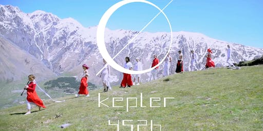 Kepler 452b—The Sound of Intergalactica[Debut Album Release]
