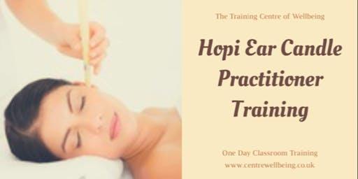 Hopi Ear Candle and Face Massage