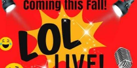 LOL-Live tickets
