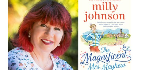 An Evening with Milly Johnson tickets