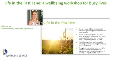 Life in the Fast Lane -26th June 2019 (1pm - 3pm)