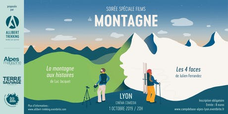 Camp de base Lyon - Soirée Montagne billets