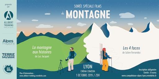 Camp de base Lyon - Soirée Montagne