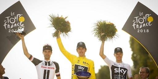 Sunweb Holiday Hangout Tour de France, stage 18: EMBRUN > VALLOIRE
