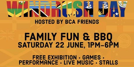 Windrush Family Fun Day: Storytelling  tickets