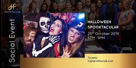 Social Event: Halloween Spooktacular! tickets