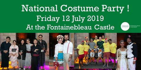 National Costume Party 2019 billets