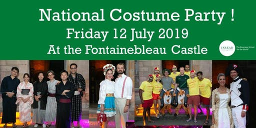 National Costume Party 2019