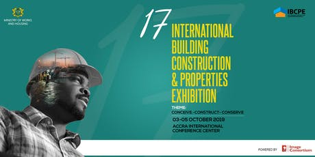 17th International Building Construction & Property Exhibiton entradas