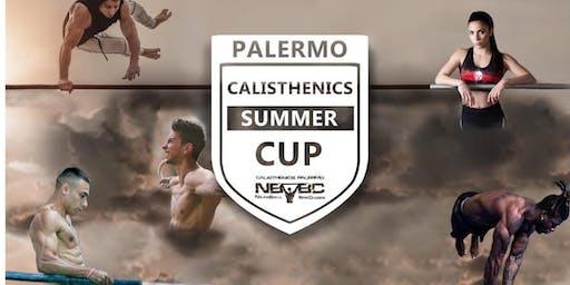 Calisthenics Palermo Summer Cup