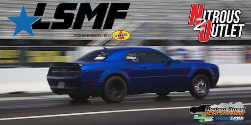 LSMF Pre-event Track Rental