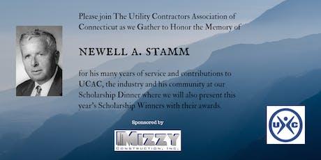UCAC Scholarship Dinner & Newell Stamm Tribute tickets