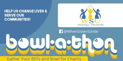 When Sisters Unite: Charity Bowl-a-thon