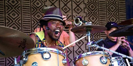 Paa Kow & His Afro-Fusion Orchestra