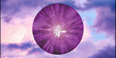 Awakening The Violet Flame Chakra