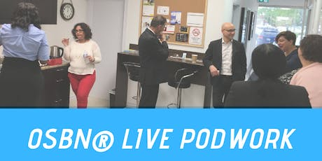 Time Matters: Productivity vs. Busy - An OSBN® Live Podwork  tickets