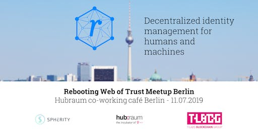 Rebooting Web of Trust - Decentralized identity management for humans and machines